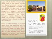 Super 8 Fort Worth TX