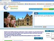 online homework assistance and tutoring - Just Question Answer