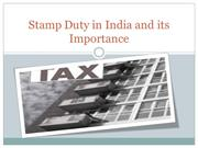 Stamp Duty in India and its Importance_edited