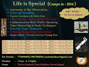 Life's Special Camp by Santosh Takale