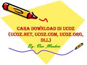 Cara Download di Ucoz