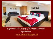 Experience the Luxury of Harrogate Serviced Apartments