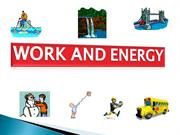 PPT ON WORK AND ENERGY BYG.MOTHY K.V.NO.1 UPPAL