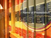 Library PowerPoint Template Backgrounds