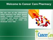 Buy Anti Cancer Drugs - Get Affordable Range of Anti Cancer Medicines
