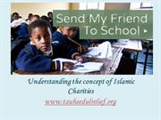 Understanding the concept of Islamic Charities