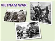 Vietnam War and Anti-Vietan War Protests