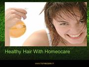 Homeopathic treatment for hair loss | Homeopathy for hair loss
