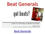 Beat Generals Review - Beat Generals a Legit or Scam?
