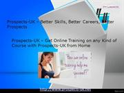 Prospects-UK - For Better IT Carrer | Prospects-Uk.net