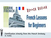 French Lessons for Beginners