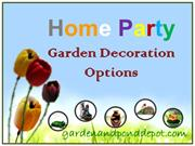 Garden Decoration Tips for a Party