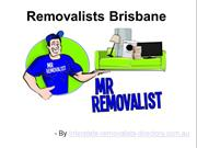 Removalists Brisbane 19-10-13