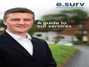 E.Surv - Surveys and Valuations