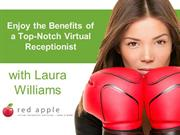 Enjoy the Benefits of a Top-Notch Virtual Receptionist