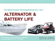 How TrueAm Battery Isolator Extends Your Car's Battery Life