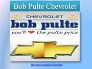 Used Chevrolet Cruze For Sale - Bob Pulte