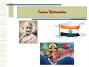 rise of nationalism in india ppt made by Akshit kumar