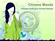 Chinese Clothing, Chinese Dresses