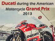 Ducati in Motorcycle Grand Pix 2013