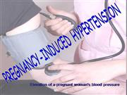 Pregnacy induced hypertention