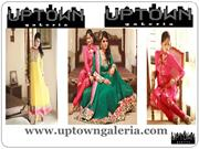 Bollywood Replica Suit - Designer Collection from UPTOWNGALERIA