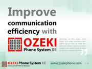 Improve_communication_efficiency_with_Ozeki_Phone_System_XE