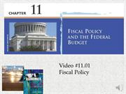 #11.01 -- Fiscal Policy (4.49)