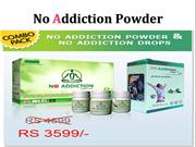 No Addiction Powder – Best Anti Addiction Herbal Formula