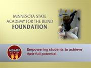 Minnesota State Academy for the Blind Foundation