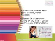 Prospects-UK - The Premium Institute | Prospects-Uk.net