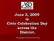 Civic Celebration