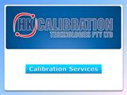 HK Calibration - Calibration Services