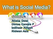 what is sosial media
