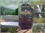 kokan railway presentation for pnrstatuscheck