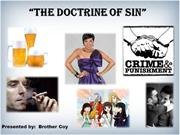 What is/is not Sin? by Coy Wabe