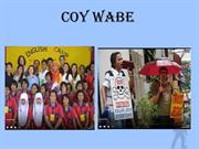 God the Missionary God by Coy Wabe