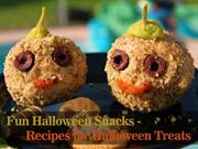 2013 Best Halloween Recipes & Food Ideas