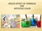 Health Effect OF Formalin 1