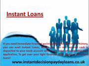 Instant Loans-Payday Loans
