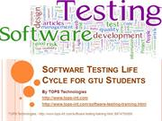 Software Testing Life Cycle for gtu Students