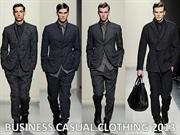 Business Casual Clothing 2013
