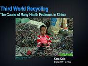 Cell Phone Recycling