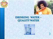 24 Technology Initiatives Water Purification Col Anand Kalsy