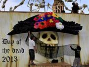 Day of the Dead and All Saints Day 2013 around the World