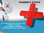 PHARMACY ETHICS
