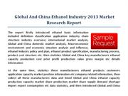 global-and-china-ethanol-industry-2013-market-research-report