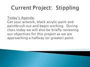Stippling Project Midway Powerpoint