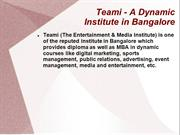 Teami - Next Generation Institute of India