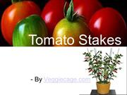 Several Advantages Of Using Tomato Stakes